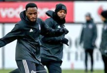 Photo of Video Posted of Orlando City's Cyle Larin Training in Turkey