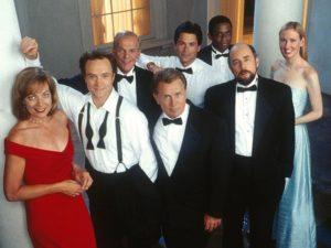 Cast of 'West Wing' reunites