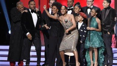 Photo of Ava DuVernay, black-ish among winners at NAACP Image Awards
