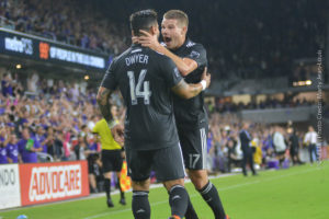 Dom Hits 100, Orlando City Holds on for 4th Straight Win