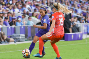Orlando Pride Defeat Houston 1-0 for First 2018 Win