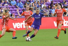 Photo of Orlando Pride Defeat Houston 1-0 for First 2018 Win