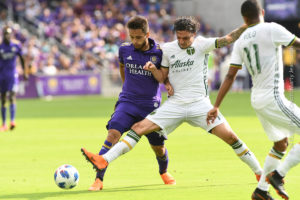 Orlando City Scores 3 in Final 10 Min in Stunning Win Over Portland