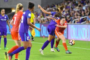 Orlando Pride Dominate, But Houston Takes The Win, 2-1