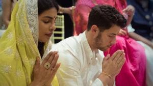 Nick Jonas, Priyanka Chopra make engagement official with traditional ceremony
