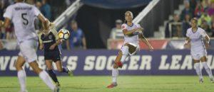 Orlando Pride Falls 3-0 to North Carolina Courage