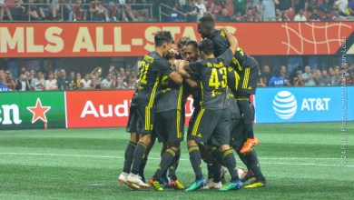 Photo of MLS and Juventus Put on a Stellar All-Star Game