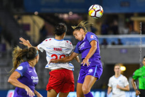 Orlando Pride Eliminated from Playoff With Loss 3-1 To Chicago