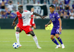 ORLANDO CITY'S YOSHI YOTUN SUSPENDED AN ADDITIONAL GAME AND FINED