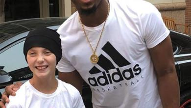 Photo of Utah Jazz's Donnovan Mitchell Does Random Acts of Kindness