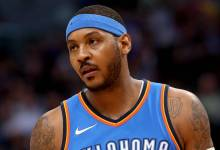 Photo of Carmello Anthony Verbally Commits to the Houston Rockets