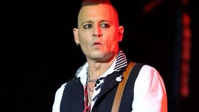 Photo of Johnny Depp assaults film crew?
