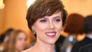 Scarlett Johansson Named 'World's Highest-Paid Actress' By Forbes