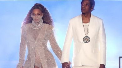 Photo of Beyonce and Jay-Z Dedicate Detroit Concert to Aretha Franklin