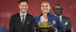 Alex Morgan Wins CONCACAF Women's Championship Golden Boot