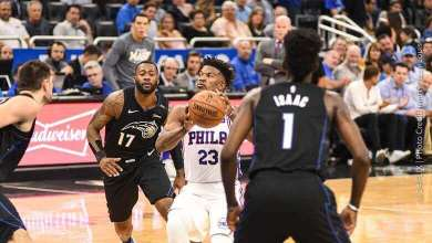 Photo of Magic beat Sixers on Jimmy Butler's debut