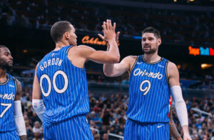 Orlando Magic add to Wizard's woes with a win 117-108