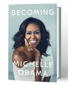 Michelle Obama's 'Becoming' is the bestselling book of 2018
