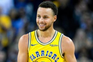 Steph Curry Has the Perfect Response When Girl Asks Him Why His Sneakers Only Come in Boys' Sizes