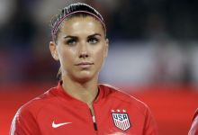 Photo of Alex Morgan Named 2018 U.S. Soccer Female Player of the Year