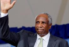 Photo of Baseball legend and first black manager Frank Robinson dead at 83