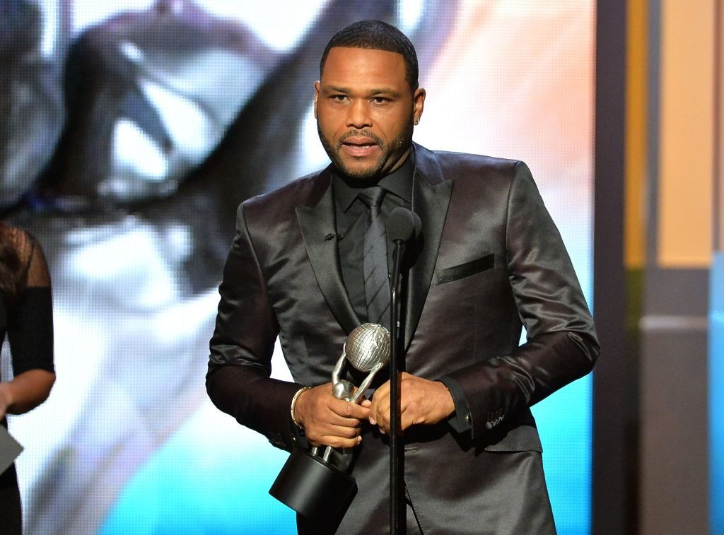 Image result for anthony anderson naacp 2019