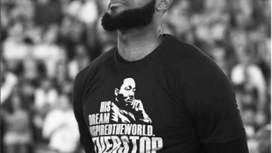 Photo of LEBRON JAMES JOINS FORCES WITH WALMART TO PROVIDE 1 BILLION MEALS TO FEED THE HUNGRY