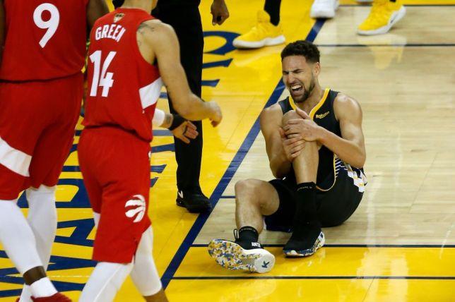 The Toronto Raptors win Canada's first NBA championship