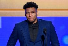 Photo of Giannis takes home the MVP at NBA Awards