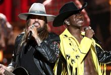 Photo of Billy Ray Cyrus Was in 'Shock' After Performance With Lil Nas X at 2019 BET Awards