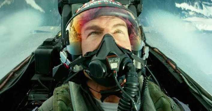 'Top Gun: Maverick' trailer puts Tom Cruise back in the danger zone