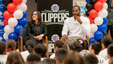 Photo of Kawhi Leonard starts 'meaningful contributions' back home by giving out 1 million backpacks