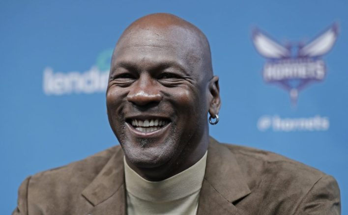 Michael Jordan agrees to sell 'large piece' of Charlotte Hornets