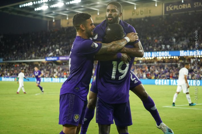 Orlando City draws with LAFC
