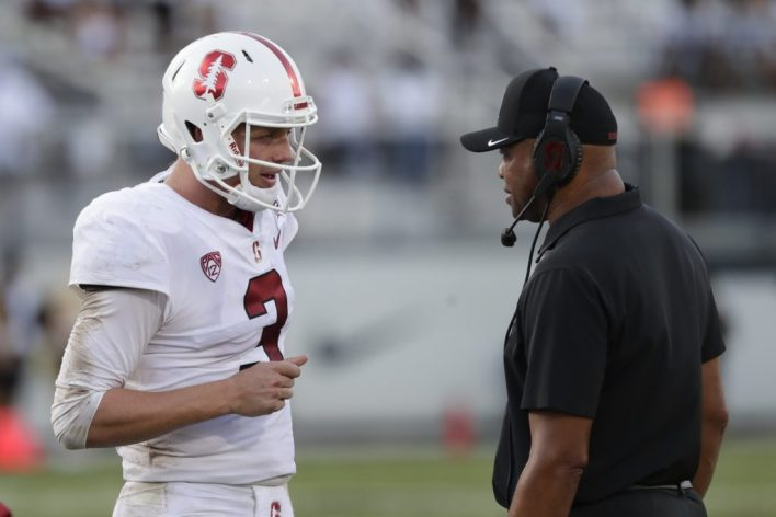 UCF dominates Stanford 45-27 for another statement win.