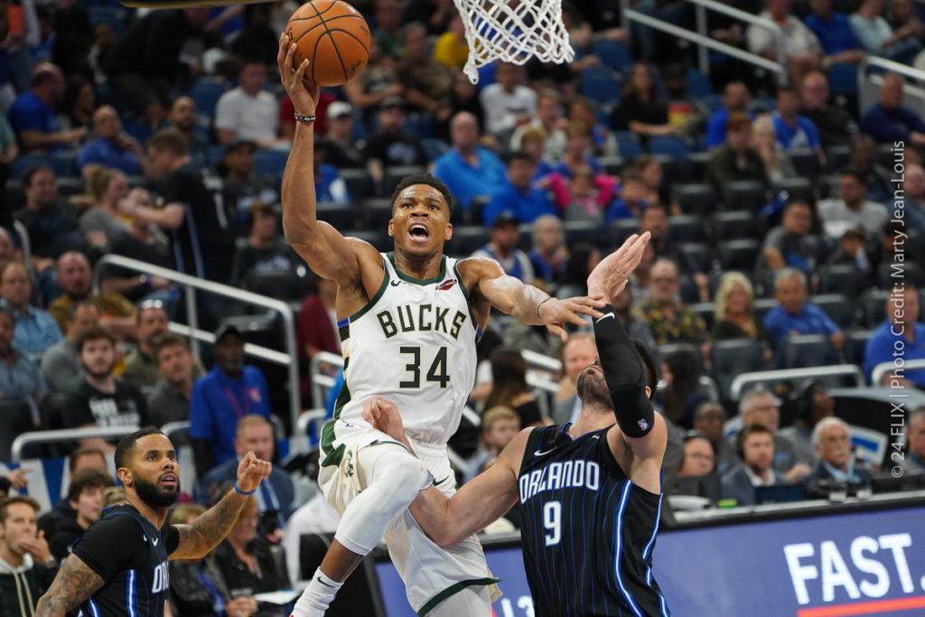 Bucks destroy Magic 123-91