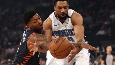 """Photo of The Magic Face """"Gut-Check"""" Loss Against the Knicks"""