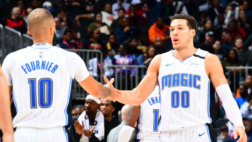 Magic Overcome a Slow Start Behind Gordon, Vucevic and Fournier's Combined 70 Points