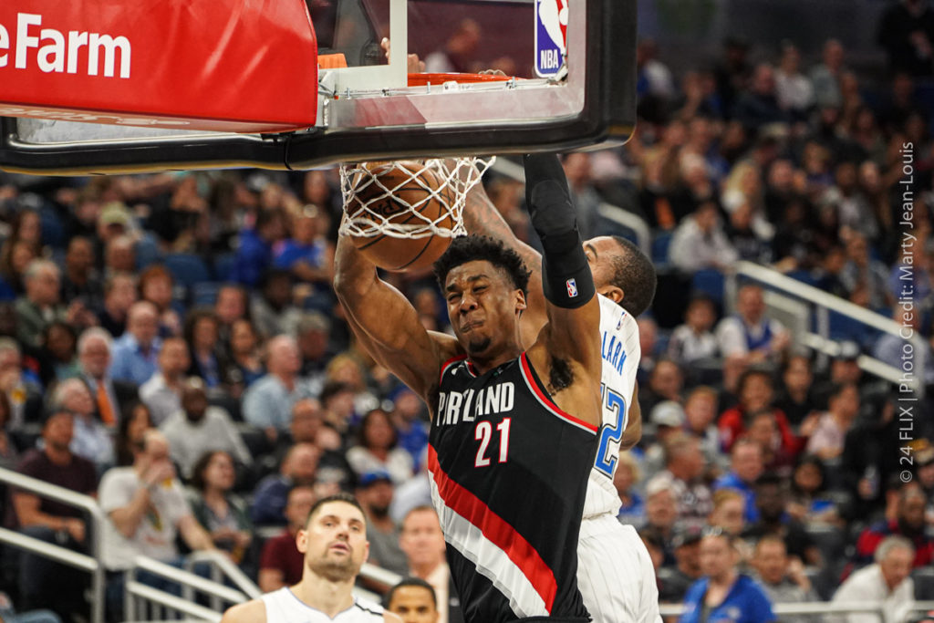 Portland has no problem with Orlando, 130-107