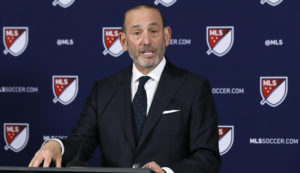 MLS says it will not resume play in mid-May as planned, will likely restart without fans