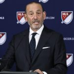 Major League Soccer Extends Small Group and Team Training Moratorium