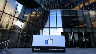 Photo of Facebook says employees can work at home until year end