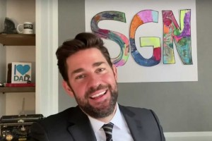 John Krasinski sells 'Some Good News' show to ViacomCBS
