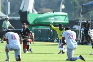 DC United Shows Fire and Comes Back to Draw Toronto FC at MLS is Back Tourney