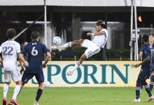 Photo of Philadelphia Union Hits Sporting KC Quick for a 3-1 Quarterfinal Win at MLS is Back Tourney