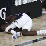 Magic Forward Jonathan Isaac Goes Down With Torn ACL