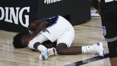Photo of Magic Forward Jonathan Isaac Goes Down With Torn ACL