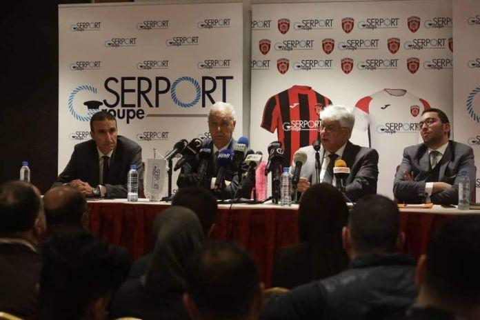 USM Alger: accord pour la reprise du club par le groupe Serport