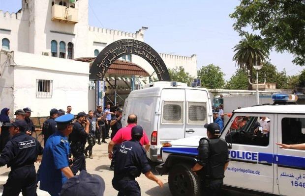 Hirak : trois détenus quittent la prison d'El Harrach