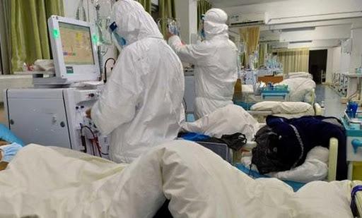 Les hôpitaux sont surchargés
